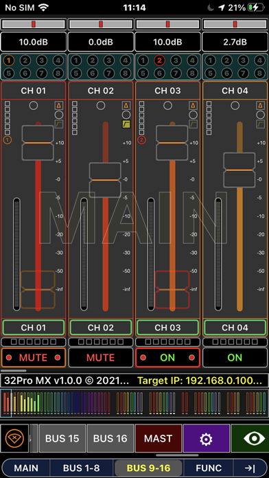 Screenshot 1 of 32Pro MX App