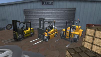 Forklift Simulator 2021紹介画像1