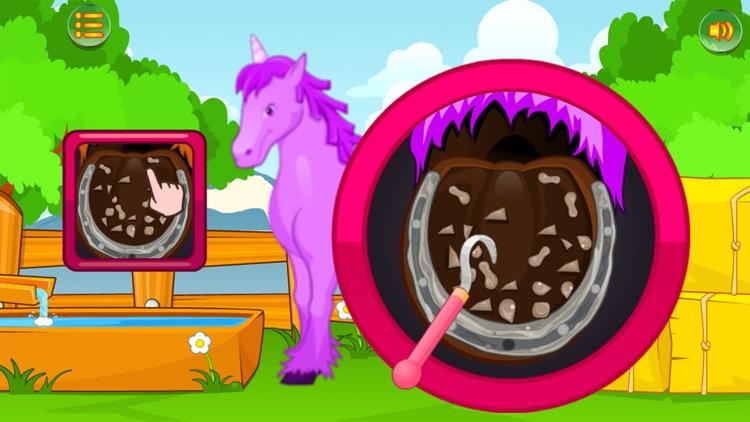 My Horse and Unicorn Grooming screenshot-4