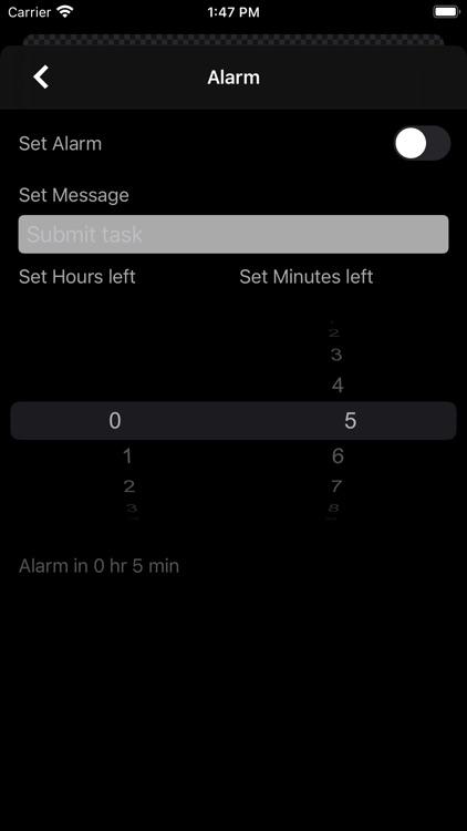 Premium Clock screenshot-5