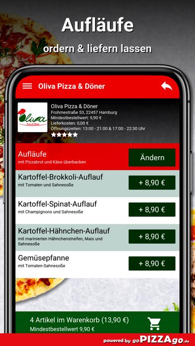 Oliva Pizza & Döner Hamburg screenshot 6