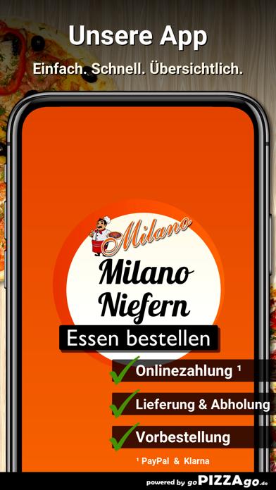 Milano Niefern-Öschelbronn screenshot 1
