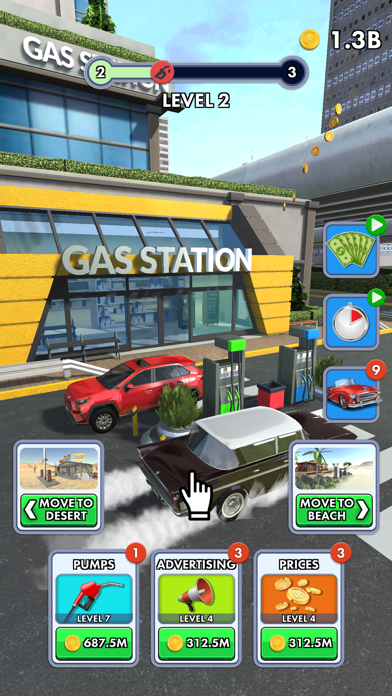 Gas Station. screenshot 4