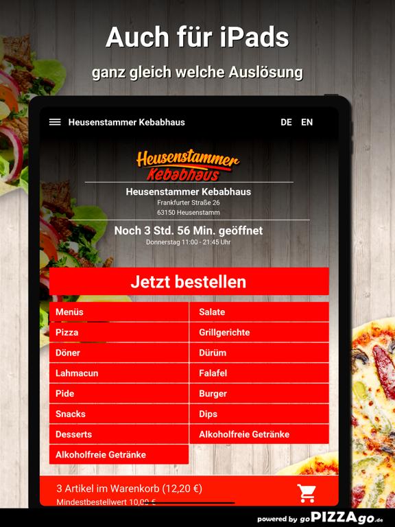 Kebabhaus Heusenstamm screenshot 7