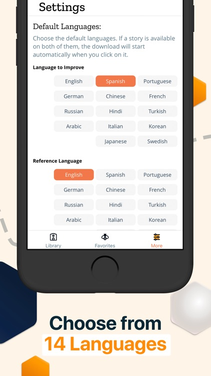 Beelinguapp - Learn Languages screenshot-3