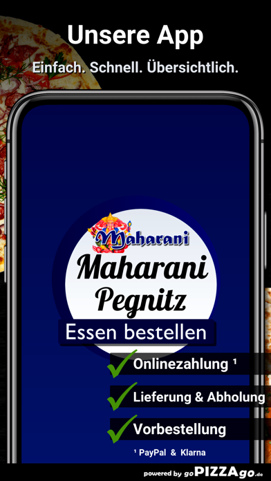 Maharani Pegnitz screenshot 1