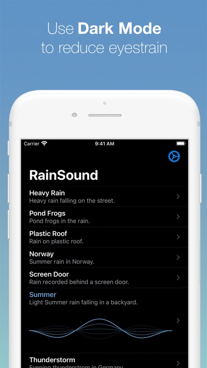 Rain Sleep Sounds - Premium screenshot-4