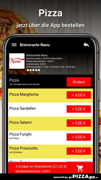 Bistrorante Nanu Hattersheim screenshot 5