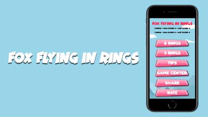Fox Flying In Rings紹介画像1