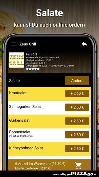 Zeus Grill Dortmund screenshot 5