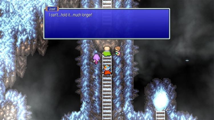 FINAL FANTASY II screenshot-4