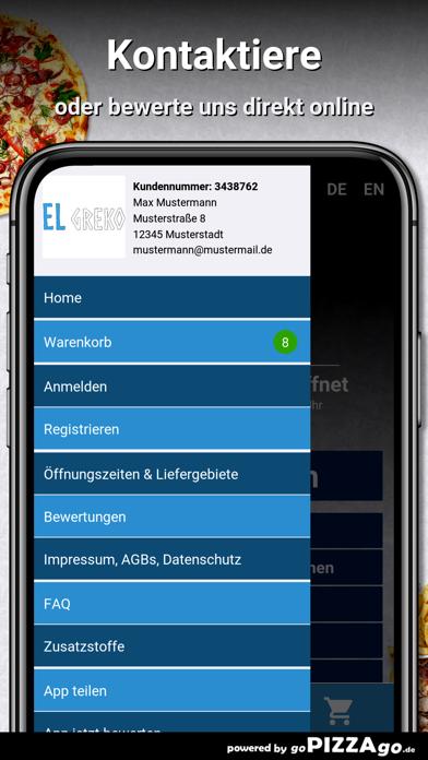 El Greko Elsdorf screenshot 3
