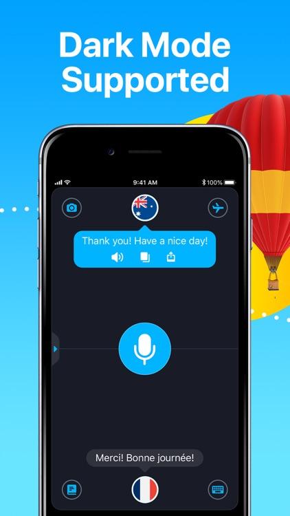 Dialog - Translate Speech screenshot-7