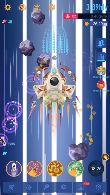 Space Colonizers Idle Clicker screenshot-4