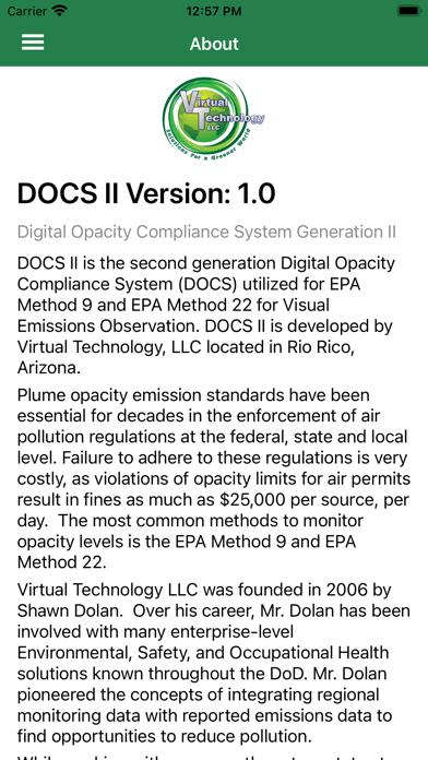 DOCS II screenshot 8