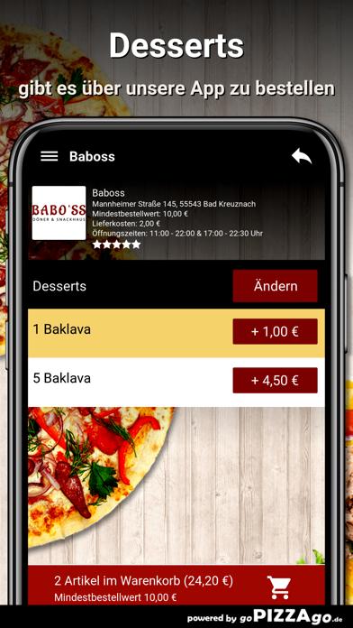 Baboss Bad Kreuznach screenshot 6