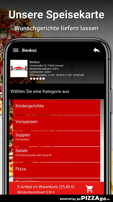 Benkoc Lörrach screenshot 4