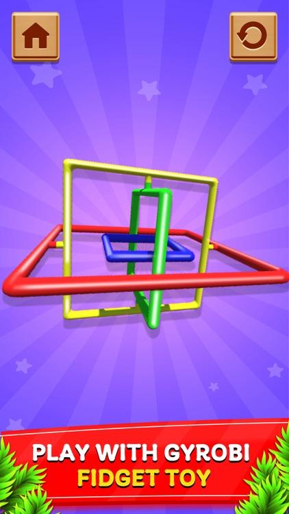 Fidget Cube 3D satisfying screenshot-4