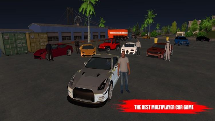 Car World Parking Multiplayer