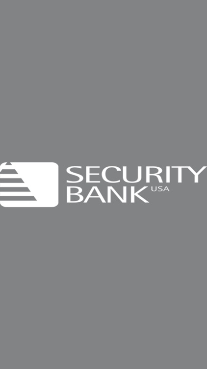 Security Bank USA Mobile