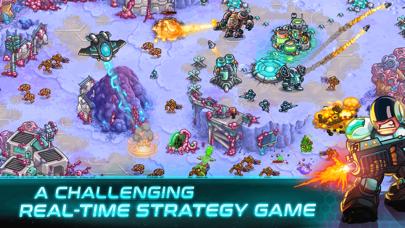 Iron Marines: RTS offline game Screenshots