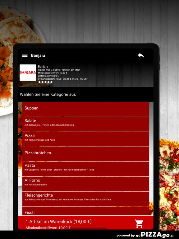 Banjara Frankfurt am Main screenshot 8