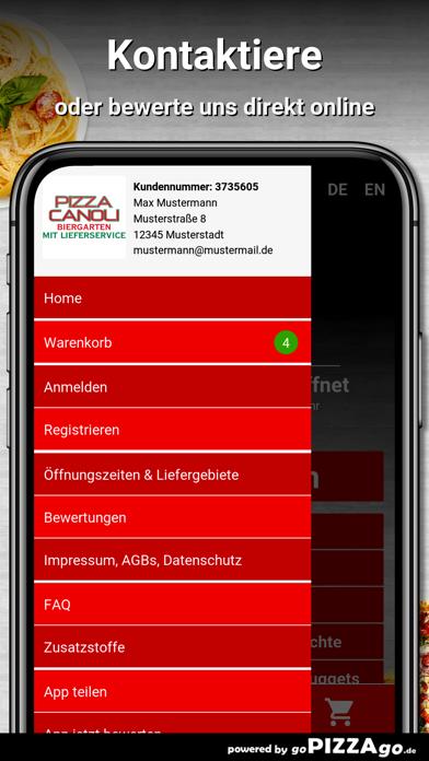 Pizza Canoli Schöffengrund screenshot 3