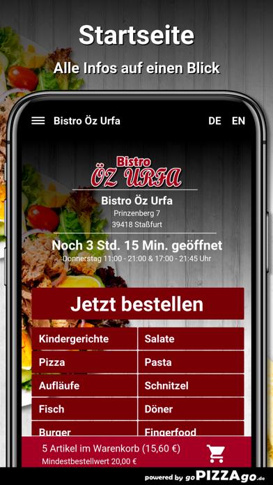 Bistro Öz Urfa Staßfurt screenshot 2