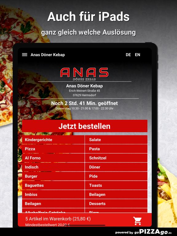 Anas Döner Kebap Hermsdorf screenshot 7