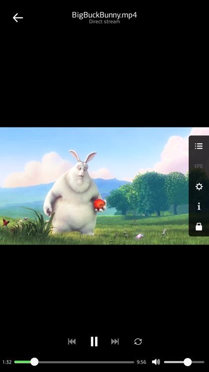 Ome iPTV extreme TV live video screenshot-4