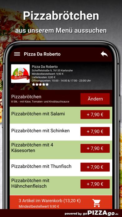 Pizza Da Roberto Karlsruhe screenshot 5