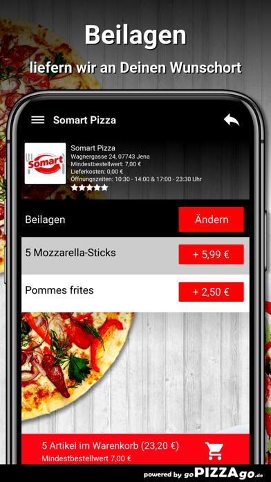 Somart Pizza Jena screenshot 6