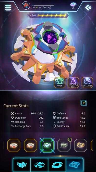 Blade Bouncer 2: Revolution screenshot 2