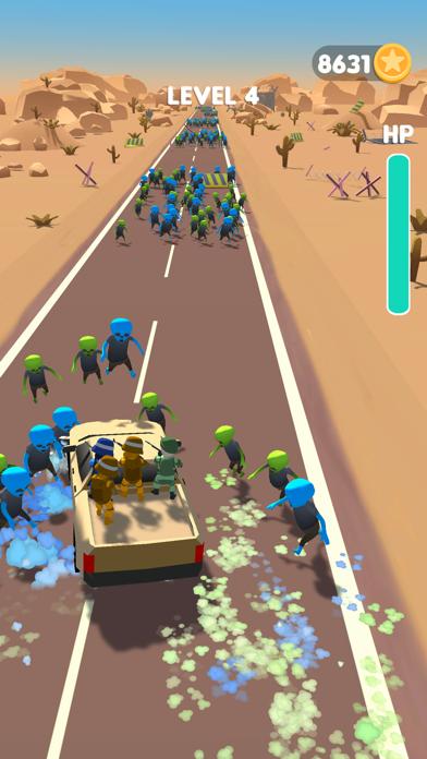 Z Road 3D screenshot 3