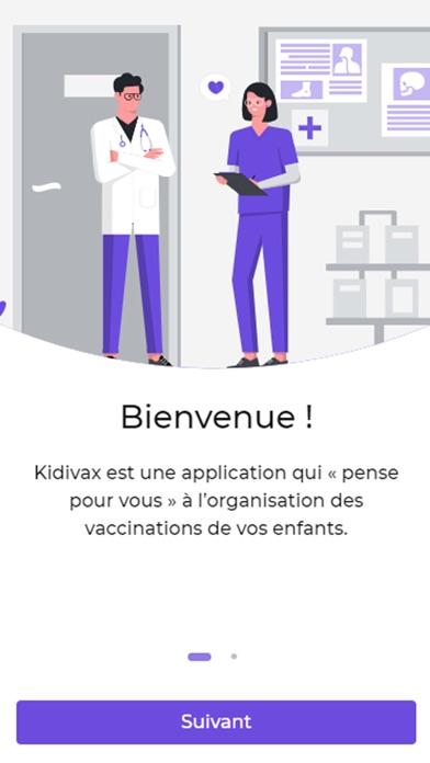 Kidivax - Vaccination enfants
