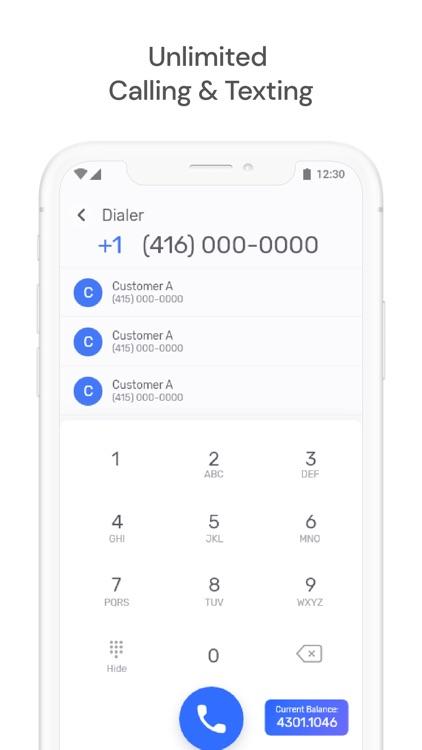 Textr — Business Phone Number screenshot-3