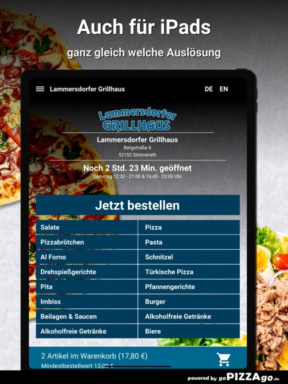 Grillhaus Simmerath screenshot 7