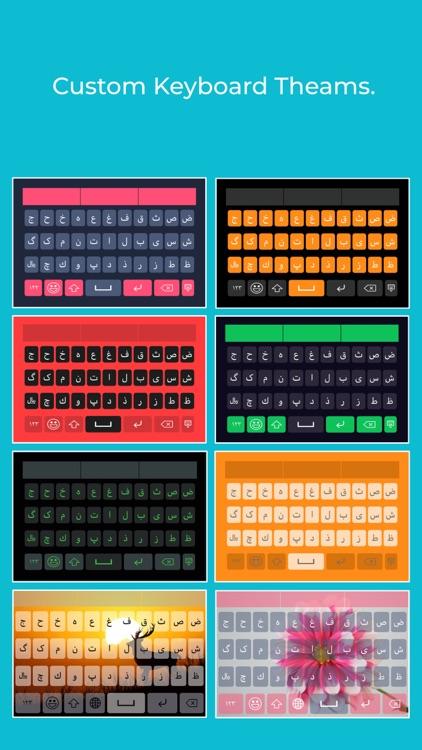 Persian Keyboard : Translator screenshot-3