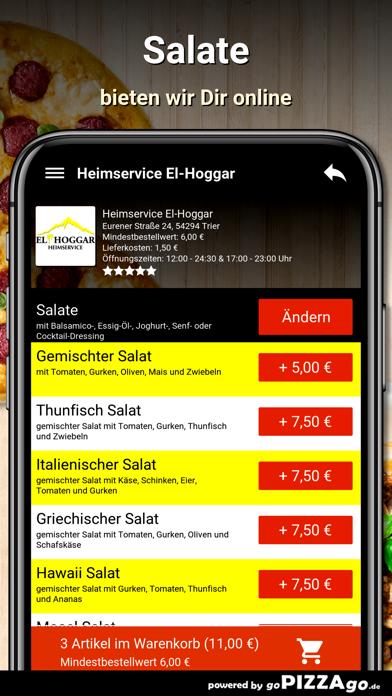 Heimservice El-Hoggar Trier screenshot 5
