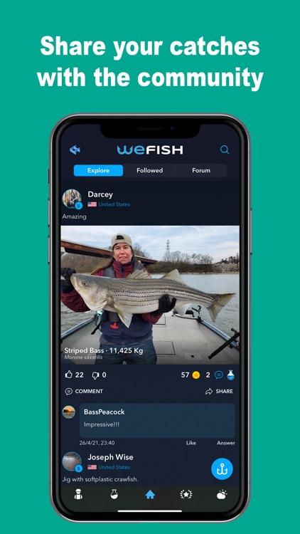 WeFish | Fishing Forecast screenshot-6