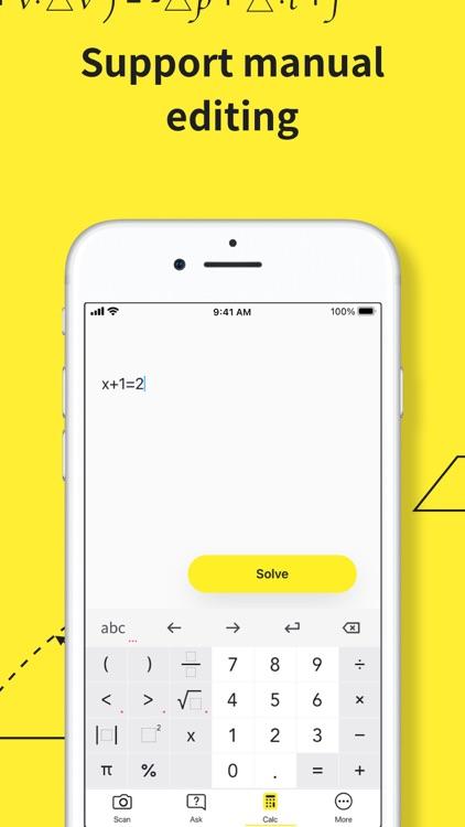 Camera Math - Homework Help screenshot-3