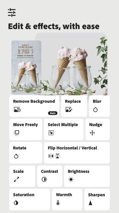 Скриншот №7 к Adobe Spark Post Design Maker