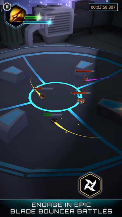 Blade Bouncer 2: Revolution screenshot 4