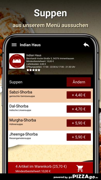Indian Haus Immenhausen screenshot 5