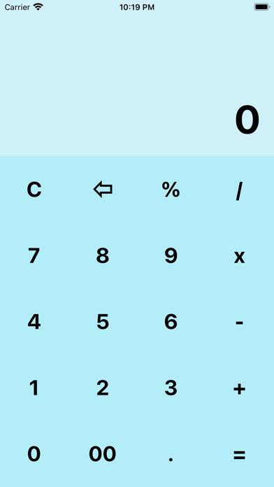 My BlueCalculatorلقطة شاشة6