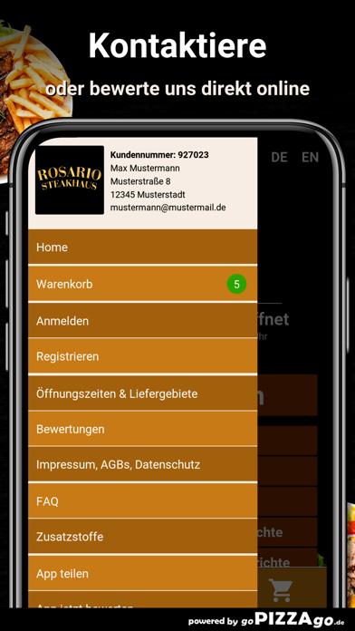 Rosario Steakhaus Berlin screenshot 3