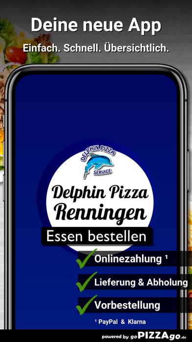 Delphin Pizza Renningen screenshot 1