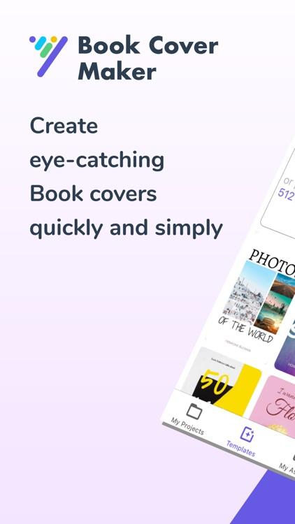 Book Cover Maker by Desygner