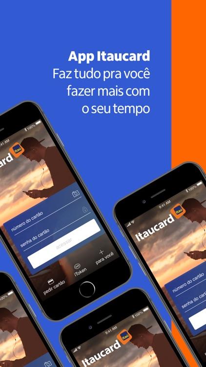 Itaucard cartão de crédito screenshot-7