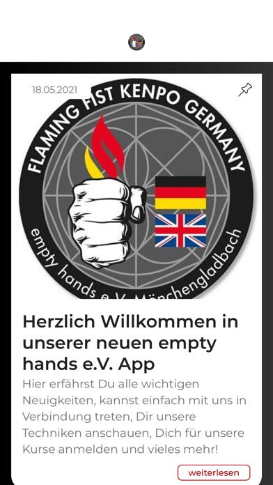 Flaming Fist Kenpo GermanyScreenshot von 3